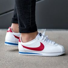 Women's Nike Cortez Leather Varsity Red Sneakers size 9.5