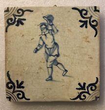 Porzellan Keramik In Motiv Mann Marke Herkunft Delft
