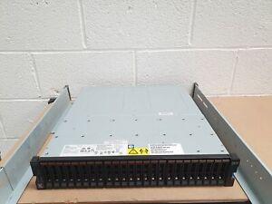 IBM V3700 14.4TB (24x 600GB 12G 15K) 24x 2.5'' SFF SAS Expansion Array 2072-24E