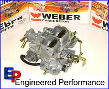 New Genuine WEBER 38 DGMS Carby carb - Gemini Escort Capri Cortina Datsun BMW