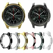 Bumper Shell Screen Protective Cover Case for Samsung  Gear S3 Frontier Watch