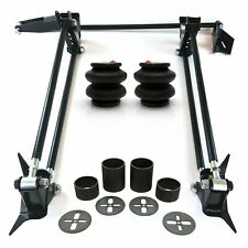 Parallel 4 Link/2600 Bags Weld On Kit for 31-38 Chevrolet fits tci shocks airbag