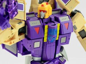 DX9 D08 Gewalt Transformers Masterpiece Blitzwing
