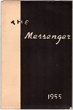 The Messenger 1955 University of Richmond Va Virginia book booklet  F