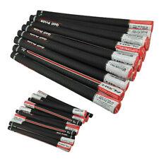 13pcs-Golf-Pride-Tour-Velvet-Align-Standard-Size-Black-Red-Golf-Grips