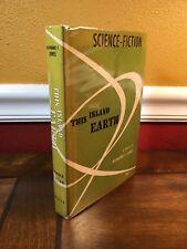 "1952 1st Edition/Printing ""THIS ISLAND EARTH"" by Raymond F. Jones"