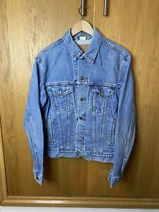 Levis Vintage Denim Jacket - Mens Size Medium