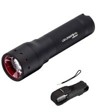 Brand new cree Led Lense P7.2 Black Torch in Gift Box Batteries & Pouch Included