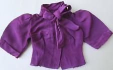 New ListingVintage Cissy'S Silky Blouse - By Madame Alexander - 1950s