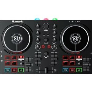 Numark Party Mix II DJ Controller | Neu