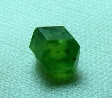 1.40 cts, Natural RARE Green DEMANTOID GARNET Crystal @ Pakistan