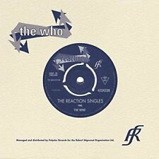 "THE WHO The Reaction Singles 1966 5x7"" VINYL BOX SET NEW & SEALED!!!!!"