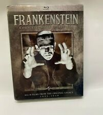 Frankenstein: Complete Legacy Collection Blu-ray - All 8 Films 1931-1948 - NEW