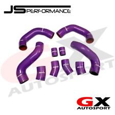 JS Performance For Nissan GT-R R35 Turbo Boost Hose Kit