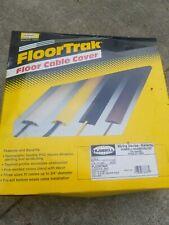 HUBBELL FT4Y5  FLOORTRAK YELLOW FLOOR TRAK 5D700-5 FT CABLE COVER-NEW IN BOX