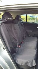 Universal Car Back Seat Waterproof Cover Protector Bench Rear Washable Kids Baby