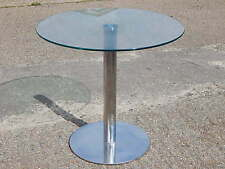 Glass Up to 2 Seats Modern Kitchen & Dining Tables