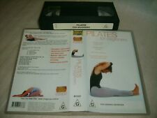 Vhs * Pilates for Beginners * Pilates Institute of Australasia Video Recommended