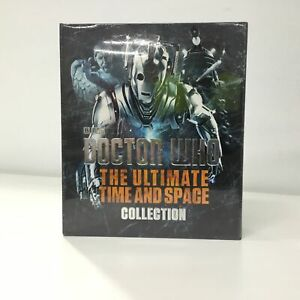 Doctor Who The Ultimate Time And Space Collection - 3 x Guide Books #404
