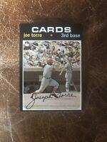 1971 TOPPS #370 JOE TORRE HOF STL CARDS— SHARP💥*** (wph)