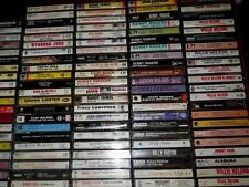 Rare Lot of Cassettes / Country / Old Country / Cassette Tapes - Free Shipping