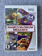 Nintendo Wii Namco Museum Megamix 24 Games
