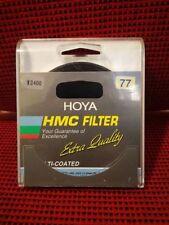 Original HOYA HMC ND400 Netural Density NDx400 Multi-Coated 77mm Filter