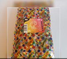 PAP STAR 1x Packung Konfetti Confeti 100g 1 Packung 3er Set Luftschlangen OVP