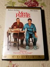 DVD USED VERY GOOD MEET THE PARENTS