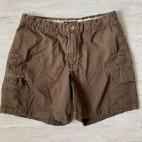 Columbia brown Cargo Shorts Womens Size 8