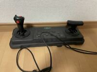 Sharp Cyber Stick CZ-8NJ2 Analog Game Controller X68000