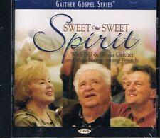 Gaither Gospel Series: Bill & Gloria ~ Sweet, Sweet Spirit CD NEW