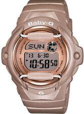 Casio Women's BG169G-4 Baby G Pink Champaign Watch