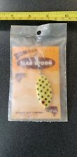 NEW OLD STOCK BOMBER SLAB SPOON FISHING LURE