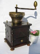 Alte XXL Kaffeemühle Handmühle Mokkamühle Coffee Grinder Mill moulin a cafe