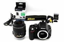 Nikon D5100 16.2 MP Full HD Digital SLR Camera w/Nikkor AF-S DX 18-55 G VR Lens