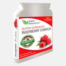 Raspberry Ketones Max Super Strength 90 Capsules Weight Loss and Slimming Pills