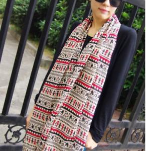 1pcs New Lady retro Women Stylish Soft Silk Chiffon Scarf Wrap Shawl Stole