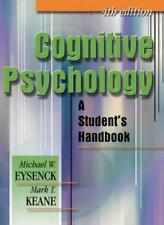 Cognitive Psychology: A Student's Handbook, 4th Edition,Mark T. Keane, Michael