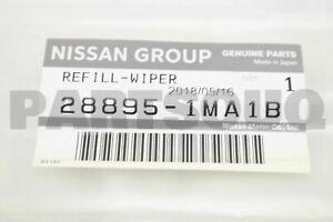 288951MA1B Genuine Nissan REFILL-WIPER BLADE ASSIST 28895-1MA1B