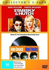 Starsky & Hutch / High Fidelity (DVD, 2007) R4 *2 Movie Collection*