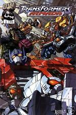 Transformers: Armada #1 Comic Book - DreamWave
