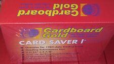 2 New Boxes  CBG Card Saver 1 I  PSA Grading Submission Holders Semi Rigid 400