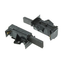 2 Carbon Brushes & Holders For Hotpoint WMA40 WMA42 WMA44 Washing Machines