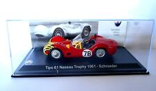 Maserati Tipo 61 Nassau Trophy 1961  Schroeder  [062] scala 143