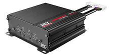 MTX MUD100.4 400W RMS 4-Channel Powersports Amplifier   WARRANTY