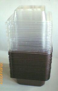 Plastic Crafts Storage Snap Lid 19 Trays & Lids