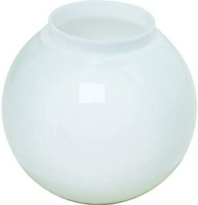 """KastLite 10"""" Acrylic Lamp Post Globe with 3.91"""" Fitter Neck"""