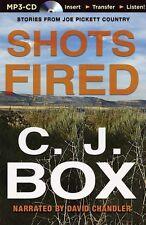 C.J BOX / SHOTS FIRED      [ Audiobook ]