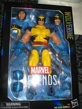 "Marvel Legends WOLVERINE X-MEN Figure 12"" Hasbro RARE LIMITED ON HAND 2018 181"